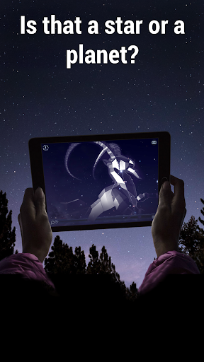 Screenshot for Star Walk 2 Free - Identify Stars in the Night Sky in Hong Kong Play Store