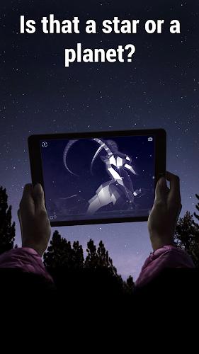 Star Walk 2 Free - Identify Stars in the Night Sky Android App Screenshot