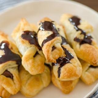 Nutella Puffs Recipe
