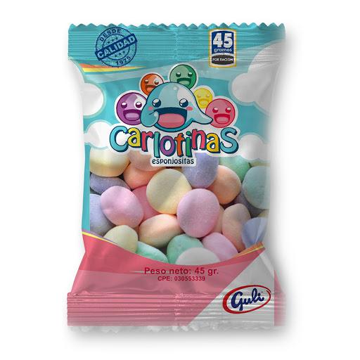 caramelos carlotinas 45gr