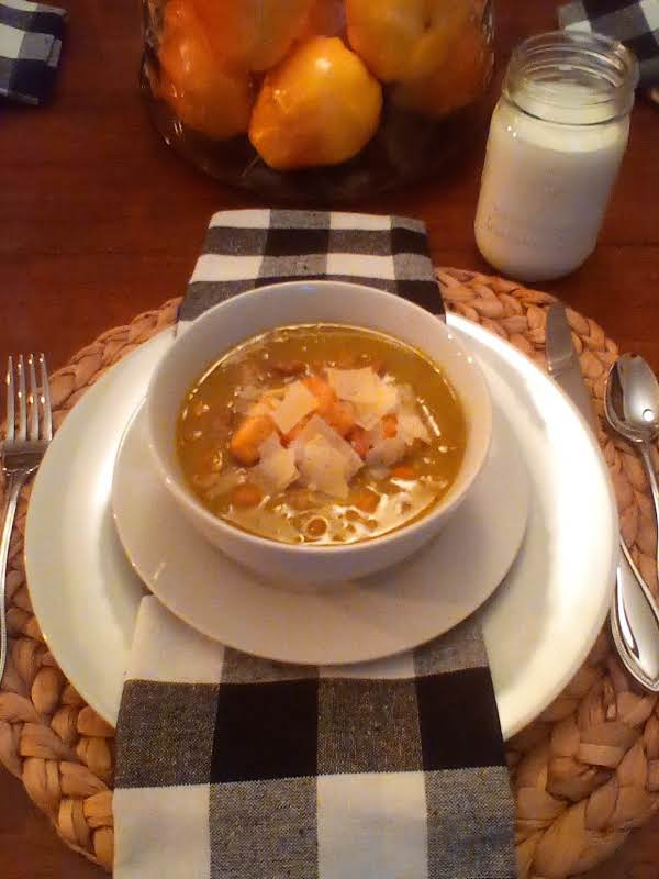 Third Generation Split Pea Soup (crock Pot)