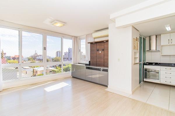 Apartamento Residencial à venda, Menino Deus, Porto Alegre 80m²