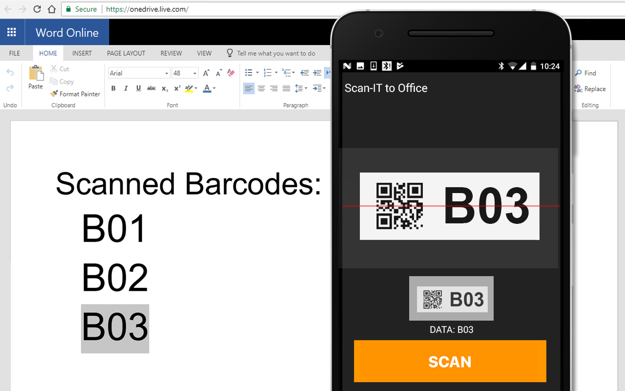 Scan-IT to Office- screenshot