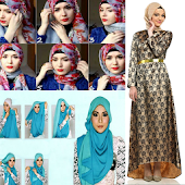 Hijab Styles and Tutorial 2016