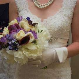 Bouquet by Brenda Shoemake - Wedding Details