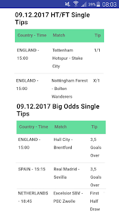 HT/FT Betting Tips VIP- screenshot thumbnail