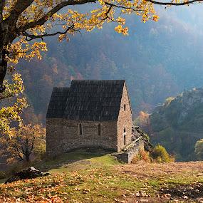 Bobovac by Sead Kazija - Buildings & Architecture Public & Historical