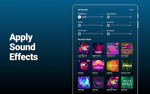 Groovepad - Music & Beat Maker 1.7.1 screenshots 8