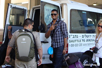 Photo: En route pour Jérusalem