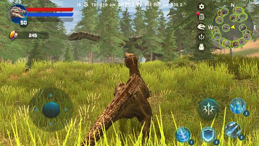 Baryonyx Simulator apktram screenshots 5