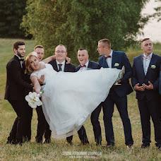 Wedding photographer Krzysztof Serafiński (serafinski). Photo of 08.07.2018