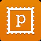 Postagram Carte Postale icon