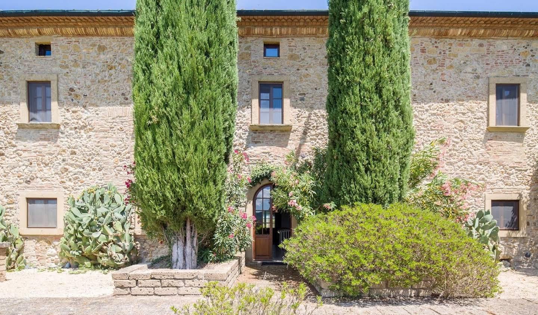Villa avec jardin et terrasse Pomarance