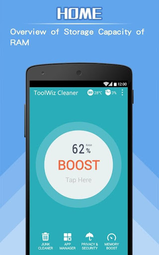 Super Booster Cache Cleaner HD