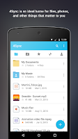 Screenshot of 4Sync