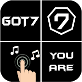 GOT7 You Are Piano