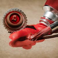La macchia rossa di