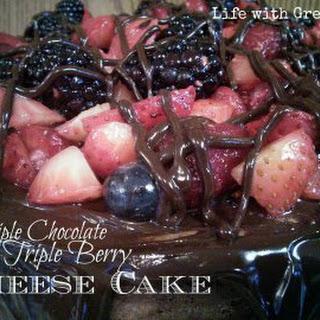 Triple Chocolate Triple Berry