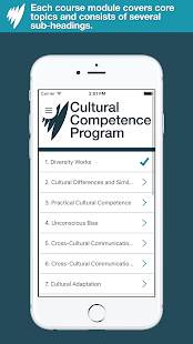 Cultural Competence Program - Business- screenshot thumbnail