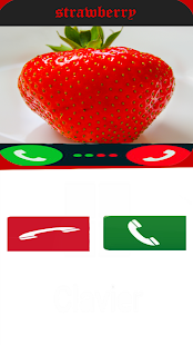 call video strawberry - náhled