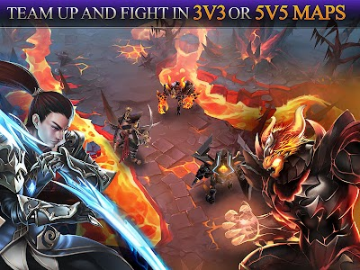 Heroes of Order & Chaos v3.4.1a Mod