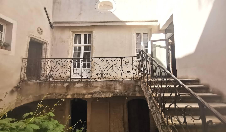 Maison avec piscine et terrasse Uchaux
