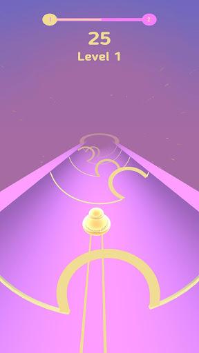 Code Triche Sloping Ball APK MOD (Astuce) screenshots 2