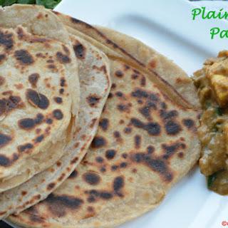 Plain Paratha.