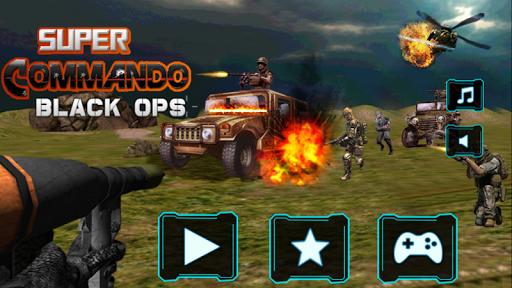 Super Commando Black Ops