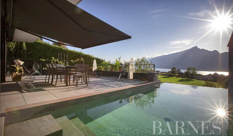 House with terrace Aix-les-Bains