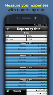 Daily Expenses 2: Personal finance MOD (Pro) 5