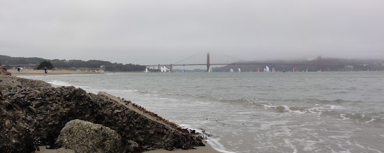 Photo: Arrival via Emeryville in San Francisco