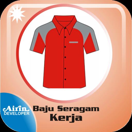 Model Baju Seragam Kerja