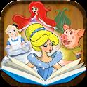 Classic fairy tales icon