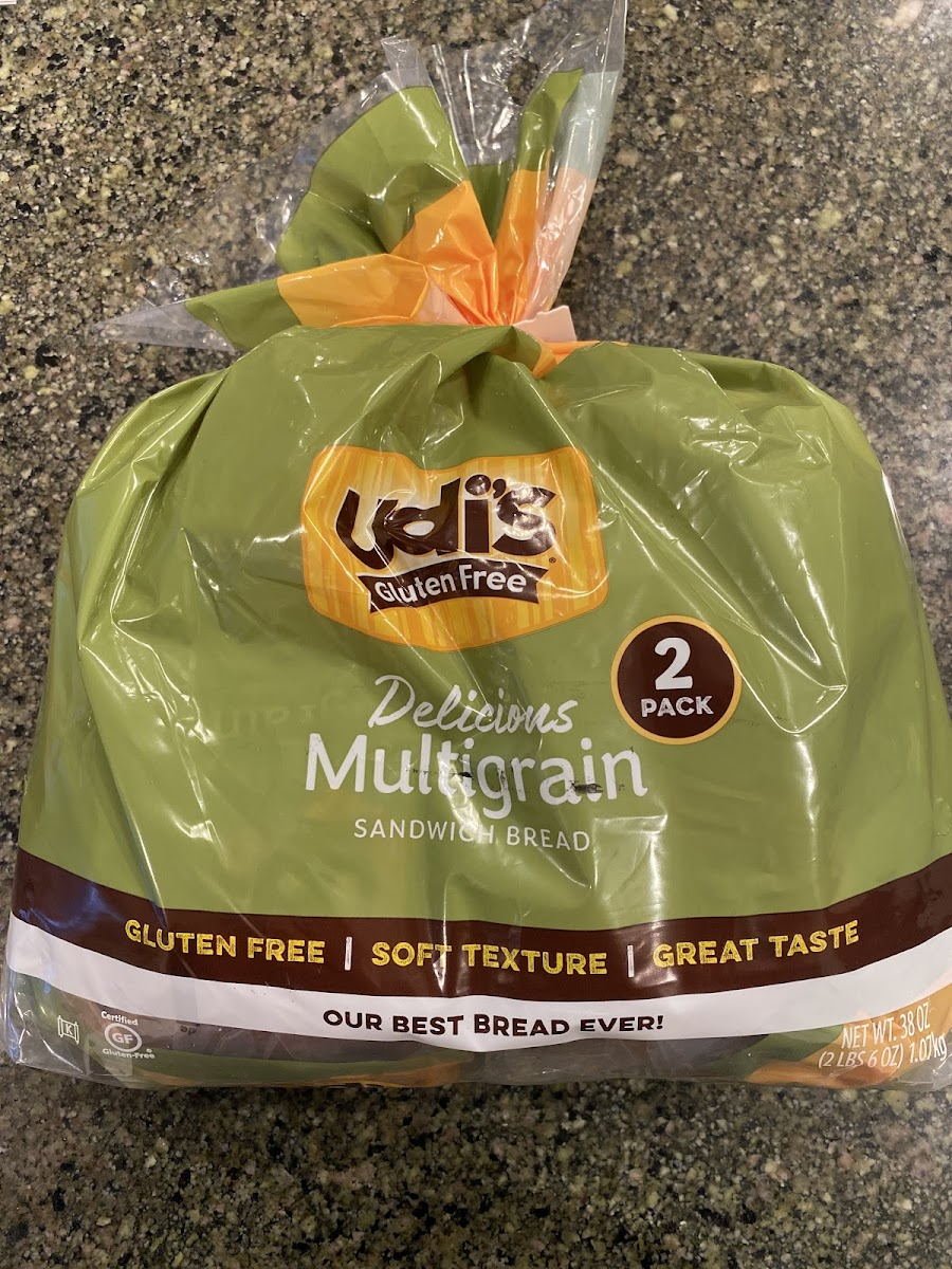 Delicious Multigrain Sandwich Bread