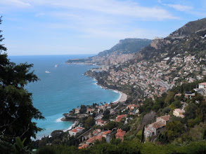 Photo: Monoco from Cap Martin
