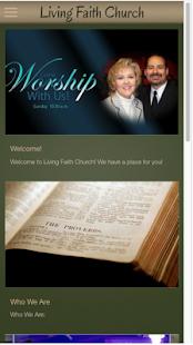 Living Faith Church, Tomball - náhled