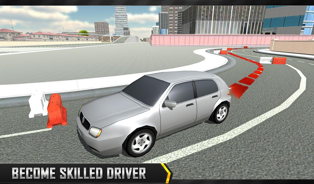 Nice teen extreme driving course teen