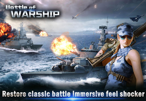 Battle of Warship: Battleship Naval Warfare 1.0.4 screenshots 1