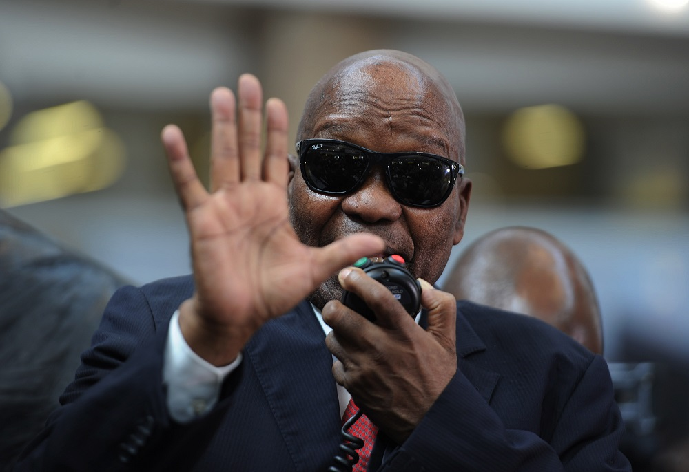 If you hang out in social media scum then #ZumaWasBetter