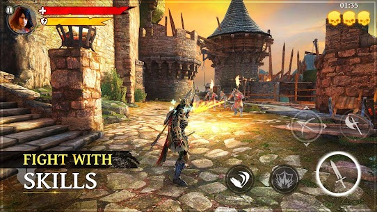 Download Iron Blade: Monster Hunter RPG the popular Iron Sword action game for Android! 2