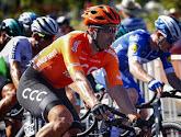 Francisco Ventoso zet punt achter wielerloopbaan