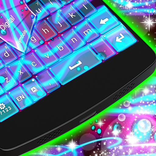 个人化のオリジナルのGOキーボード LOGO-記事Game