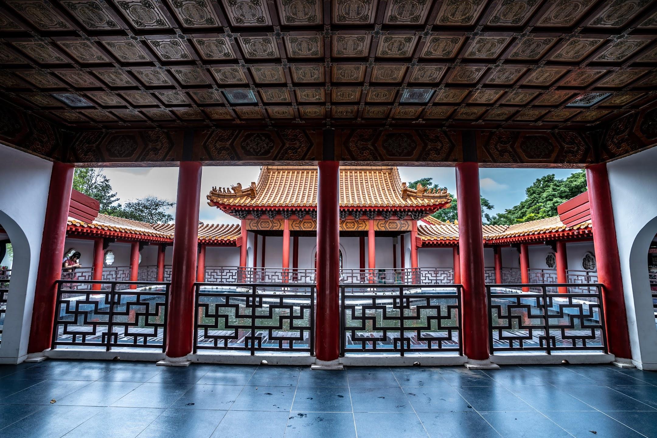 シンガポール チャイニーズ・ガーデン (Chinese Garden) 5