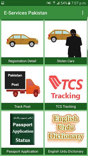 Pakistan E Services ss3