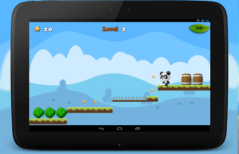 Jungle Panda Run Legend Dash screenshot 4