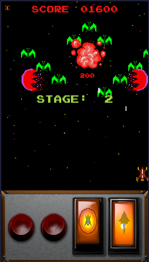 Classic Phoenix Arcade apkpoly screenshots 5