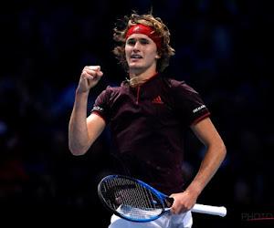 Alexander Zverev geeft geen krimp op de eigen opslag en dwingt halve finale tegen Federer af