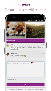 Precise Petcare: Software for Pet Sitters- screenshot thumbnail