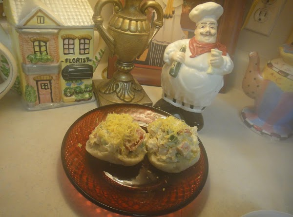 English Muffin Melted Tuna Sammie's Recipe